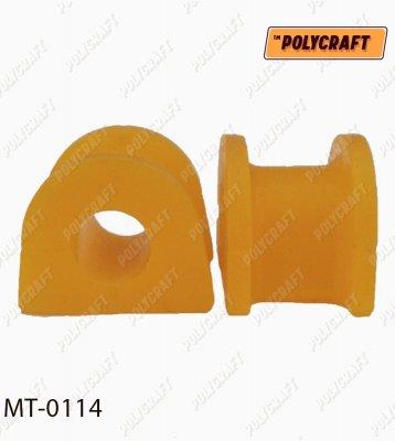 Поліуретанова втулка стабілізатора (заднього) D=27 mm.   mt0114