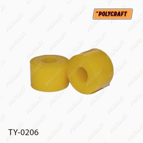 Полиуретановая втулка амортизатора / стойки стабилизатора D = 10 mm.