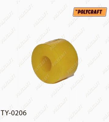 Полиуретановая втулка амортизатора / стойки стабилизатора D = 10 mm. ty0206
