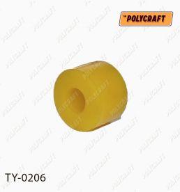 ty0206  Поліуретанова втулка амортизатора/стійки стабілізатора D= 10 mm.