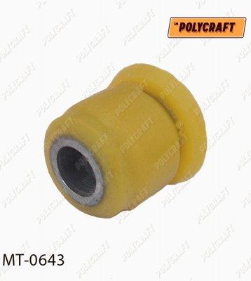 Поліуретановий сайлентблок важеля переднього (верхнього)   mt0643