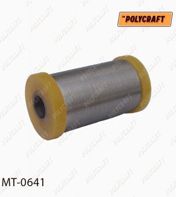 Полиуретановый сайлентблок рычага переднего нижнего (задний) mt0641