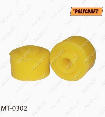 Полиуретановая втулка амортизатора верхняя D = 10 mm. mt0302