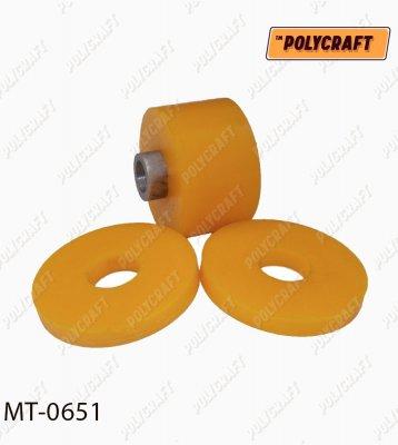Поліуретановий сайлентблок тяги заднього мосту    mt0651
