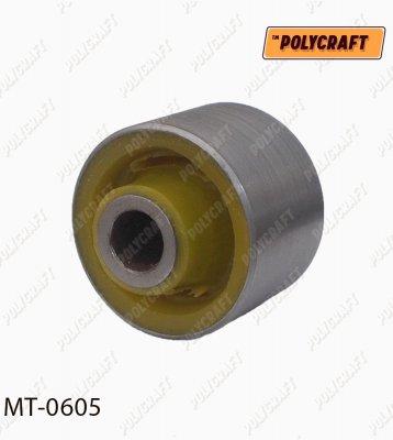 Поліуретановий сайлентблок тяги заднього мосту   mt0605