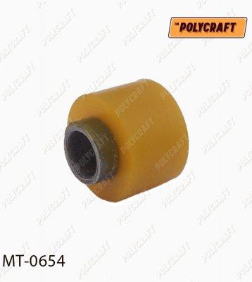 Поліуретанова втулка амортизатора заднього (нижня)  mt0654