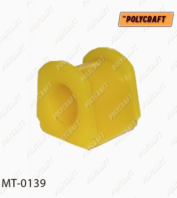 Поліуретанова втулка стабілізатора (заднього) D=24 mm.  mt0139