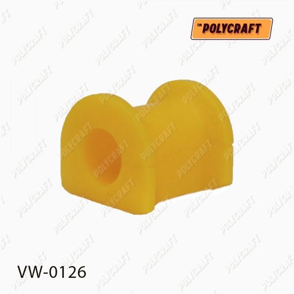 Полиуретановая втулка стабилизатора (переднего) D = 23,5/22 mm.