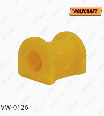 Полиуретановая втулка стабилизатора (переднего) D = 23,5/22 mm. vw0126