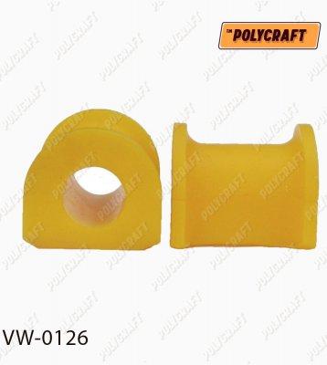 Поліуретанова втулка стабілізатора (переднього) D=23,5/22 mm.   vw0126