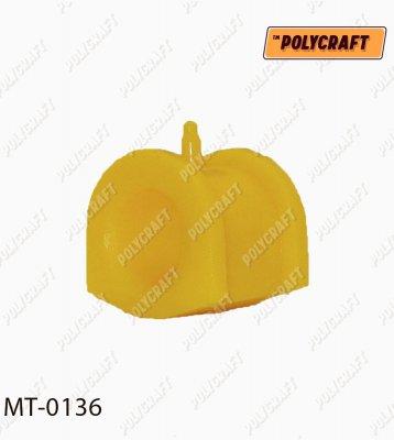 Полиуретановая втулка стабилизатора (переднего) D = 24 mm. mt0136