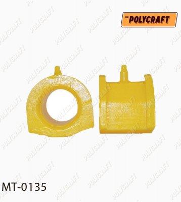 Поліуретанова втулка стабілізатора (переднього) D=24 mm.  mt0135