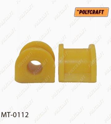 Поліуретанова втулка стабілізатора (заднього) D=13 mm.  mt0112