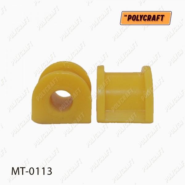 Поліуретанова втулка стабілізатора (заднього) D=15 mm.