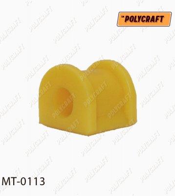 Поліуретанова втулка стабілізатора (заднього) D=15 mm. mt0113