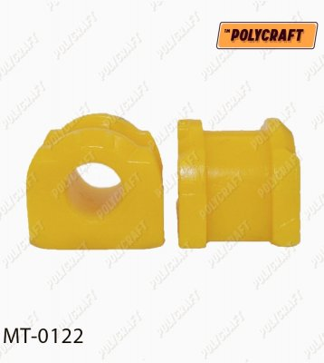 Полиуретановая втулка стабилизатора (переднего) D = 22 mm. mt0122