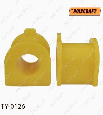 Полиуретановая втулка стабилизатора (переднего) D = 29 mm. ty0126