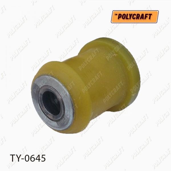 Полиуретановый сайлентблок переднего нижнего рычага (передний)