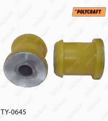 Полиуретановый сайлентблок переднего нижнего рычага (передний) ty0645