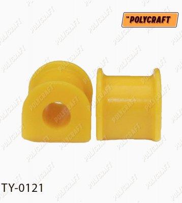 Поліуретанова втулка стабілізатора (заднього) D=21 mm.  ty0121