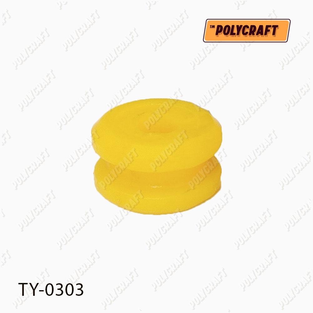 Поліуретанова втулка заднього амортизатора з верху (верхня)