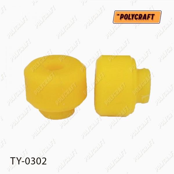 Полиуретановая втулка амортизатора заднего сверху (нижняя)