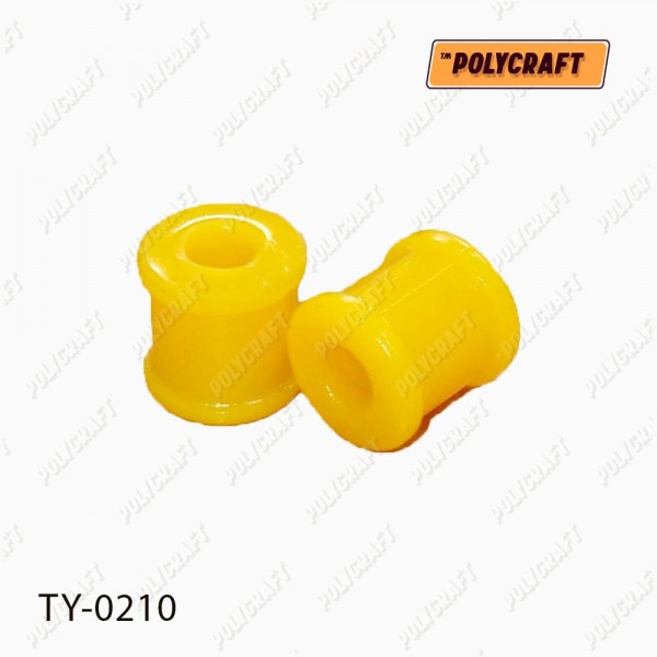 Полиуретановая втулка стойки стабилизатора D = 10 mm.