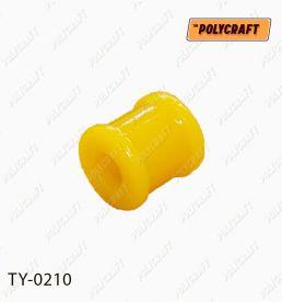 ty0210  Полиуретановая втулка стойки стабилизатора D = 10 mm.