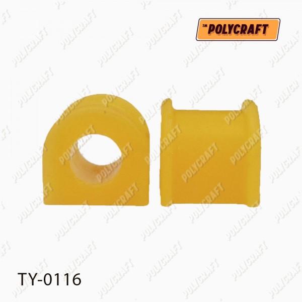 Поліуретанова втулка стабілізатора (заднього) D=25 mm.