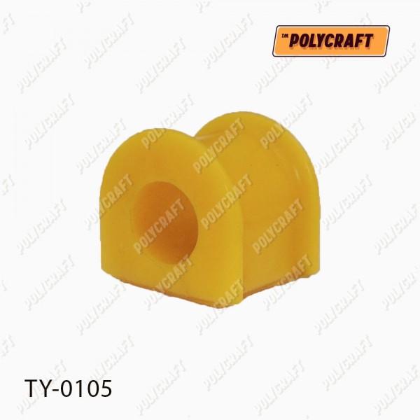 Полиуретановая втулка стабилизатора (переднего / заднего) D = 25 mm.