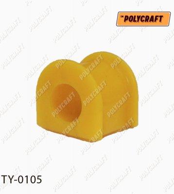 Поліуретанова втулка стабілізатора (переднього/заднього) D=25 mm.  ty0105