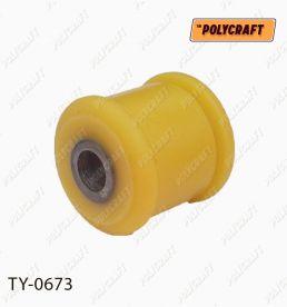 ty0673 Полиуретановый сайлентблок задней продольной (нижней) тяги