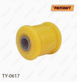ty0617  Полиуретановый сайлентблок задней продольной (верхней) тяги