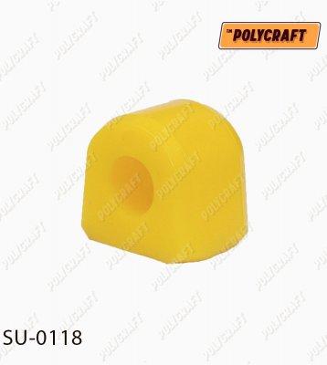 Поліуретанова втулка стабілізатора (заднього)  D=17 mm.   su0118