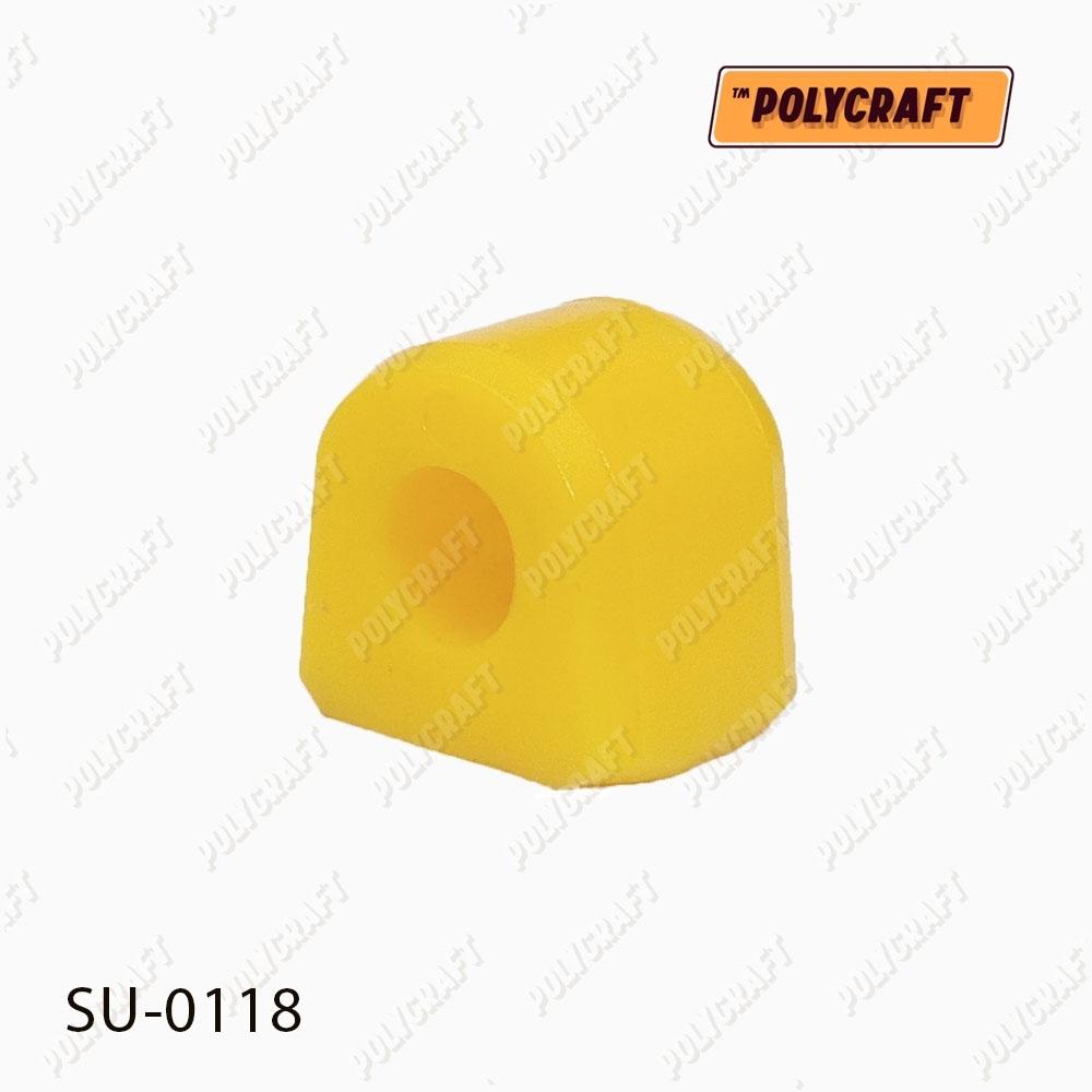 Поліуретанова втулка стабілізатора (заднього)  D=17 mm.