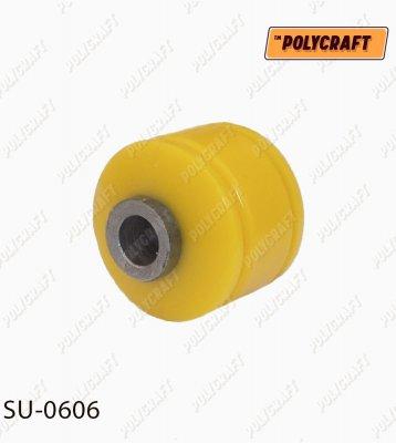 Поліуретановий сайлентблок заднього поздовжнього важеля (задній)  su0606