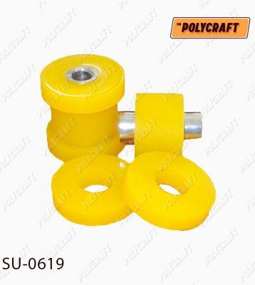 Полиуретановый сайлентблок задней подвески в ступицу su0619
