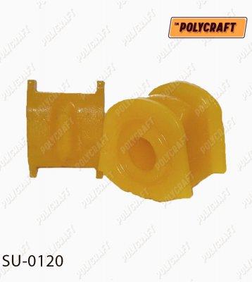 Полиуретановая втулка стабилизатора (переднего) D = 23 mm. su0120