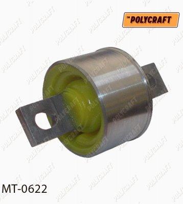 Полиуретановый сайлентблок заднего продольного рычага (передний) D = 70 mm. mt0622