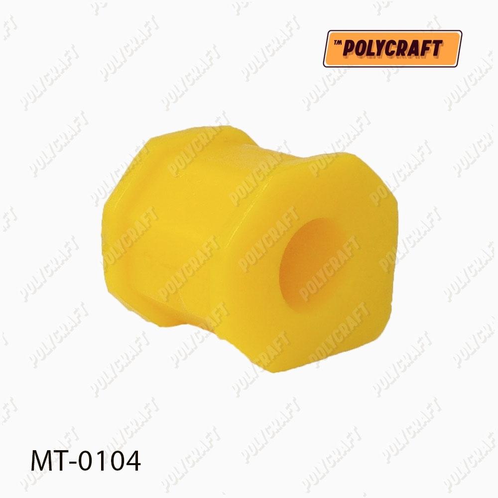 Полиуретановая втулка стабилизатора (переднего) внешняя D = 20/19 mm.