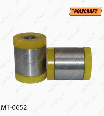 Полиуретановый сайлентблок переднего верхнего рычага mt0652