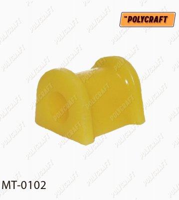 Поліуретанова втулка стабілізатора (заднього) D=18 mm.  mt0102