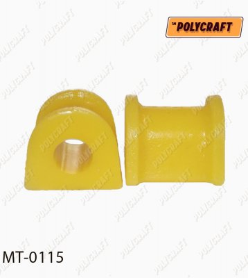 Полиуретановая втулка стабилизатора (заднего) D = 19 mm. mt0115
