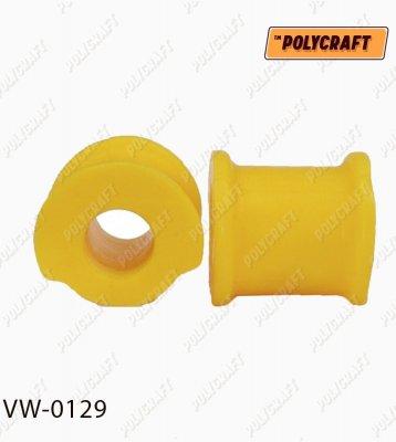 Поліуретанова втулка стабілізатора (заднього) зовнішня D=20,5 mm.    vw0129