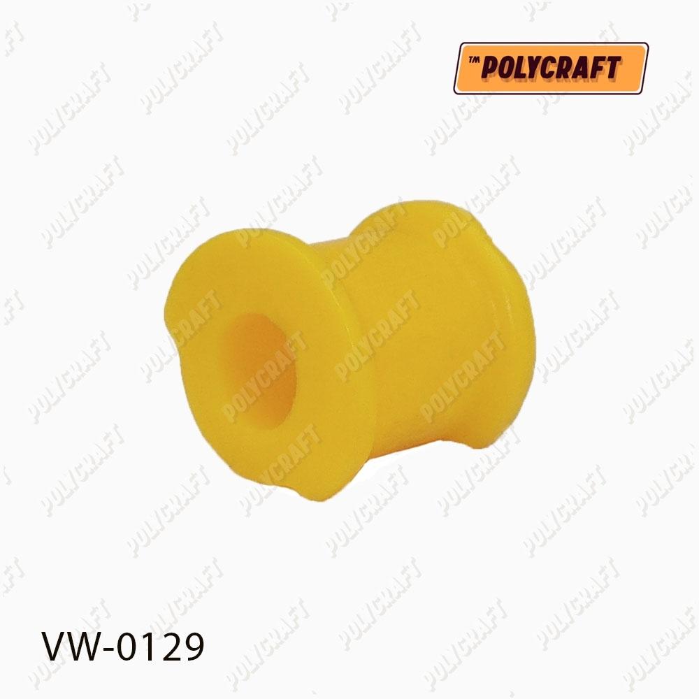 Поліуретанова втулка стабілізатора (заднього) зовнішня D=20,5 mm.