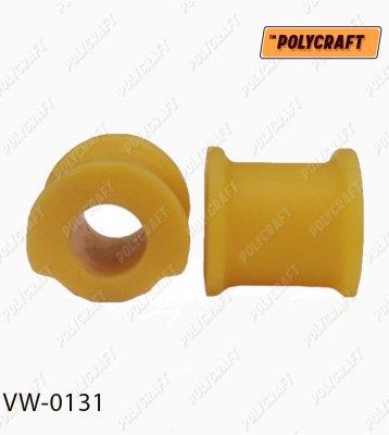 Поліуретанова втулка стабілізатора (заднього) зовнішня D=22,5 mm.   vw0131
