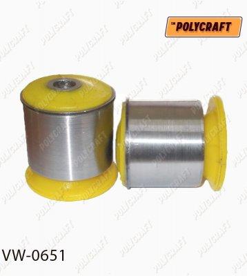 Полиуретановый сайлентблок заднего рычага (внутренний) vw0650
