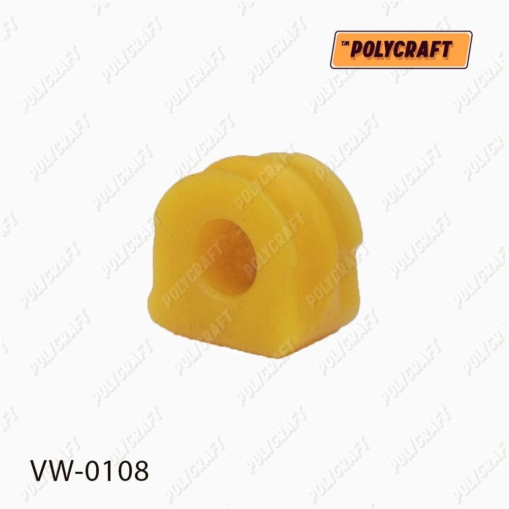 Поліуретанова втулка стабілізатора (переднього) D=17,5 mm.