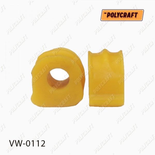 Полиуретановая втулка стабилизатора (переднего) D = 16,5 mm.