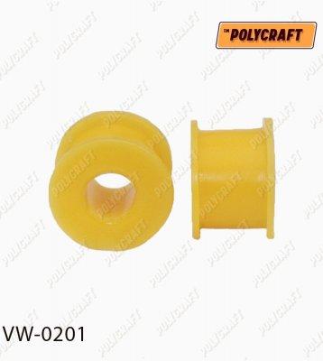 Полиуретановая втулка стойки стабилизатора переднего D = 14 mm. vw0201